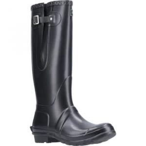 Cotswold Windsor Welly women's Wellington Boots in Black. Sizes available:12