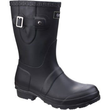 Cotswold Windsor women's Wellington Boots in Black. Sizes available:3,8