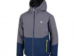 Dare 2B Kids' Ascribe Waterproof Jacket, Blue/JACKET