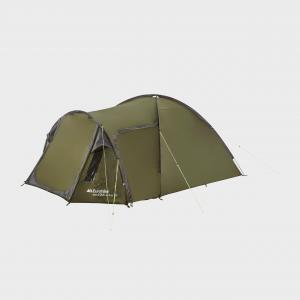 Eurohike Avon 3 DLX Nightfall Tent, Green/Green