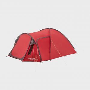 Eurohike Avon 3 DLX Nightfall Tent, RED/RED