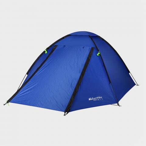 Eurohike Tamar 3 Man Tent, Blue/Blue