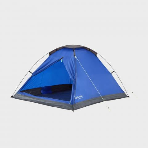 Eurohike Toco 4 Person Tent, Blue/MBL