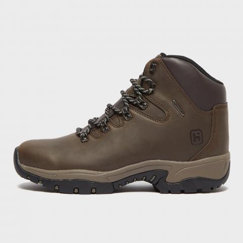 HI-GEAR Kids' Snowdon II Walking Boots, DARK CHOCOLATE/KIDS