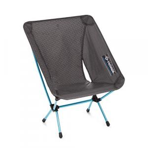 Helinox Chair Zero | Ultra lightweight outdoor camping chair - Perfect folding chair for cycling and adventurists…