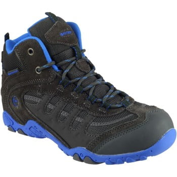 Hi-Tec O002747-051-01 Penrith boys's Children's Walking Boots in Blue. Sizes available:10 toddler,11 kid