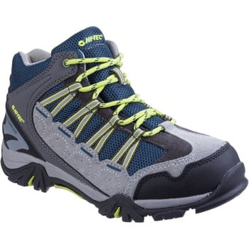 Hi-Tec O006025-051 Forza boys's Children's Walking Boots in Grey. Sizes available:10 toddler,13 kid