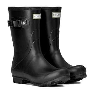 Hunter Women s Norris Field Short Wellington Boots