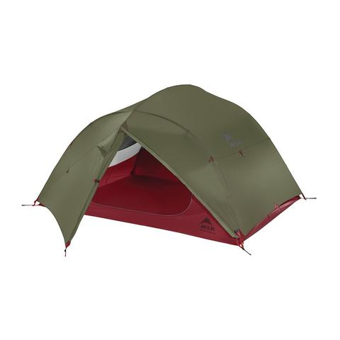 MSR   Mutha Hubba NX Tent V2   3 Person Camping Tent   Green