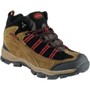 Mirak Kentucky boys's Children's Walking Boots in Brown. Sizes available:3,4