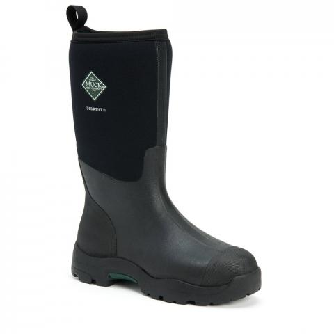 Muck Boot Mens Derwent II Waterproof Boots-Black-5