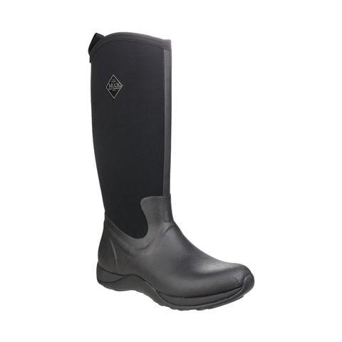 Muck Boots Co   Arctic Adventure Wellington Boot, Women's   Black