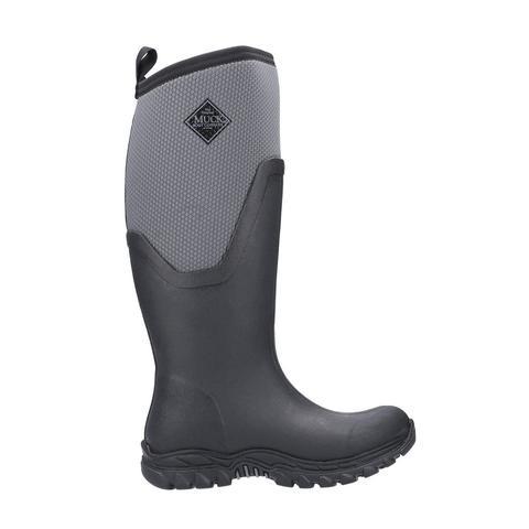 Muck Boots Co | Arctic Sport II Tall Wellington -Women's | Women's Winter Wellies | Warm Waterproof Boots | Black