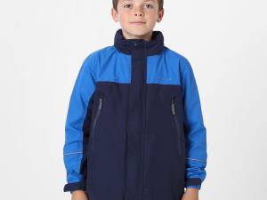 Peter Storm Kid's Mercury Waterproof Jacket, NAVY/NAVY