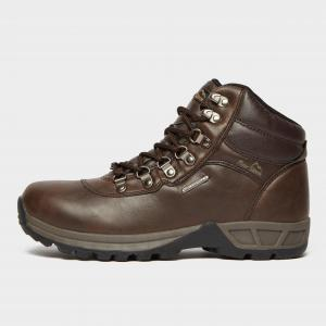 Peter Storm Kids' Rivelin Hiking Boots, BROWN/BROWN