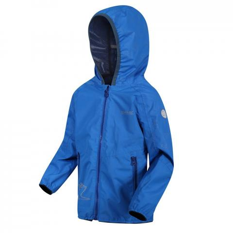 Regatta Kids Peppa Pig Reflective Active Waterproof Jacket