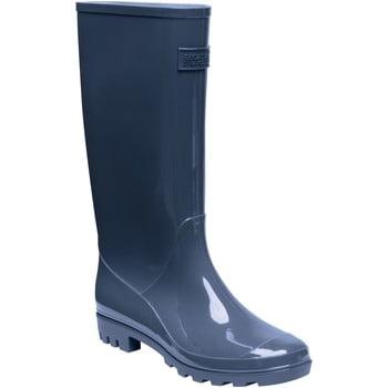 Regatta LADY WENLOCK Wellingtons women's Wellington Boots in Blue. Sizes available:3,4,6,6.5,7