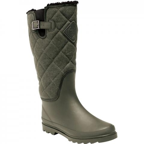Regatta Womens/Ladies Lady Fleetwood Durable Rubber Wellington Boots UK Size 3 (EU 36)