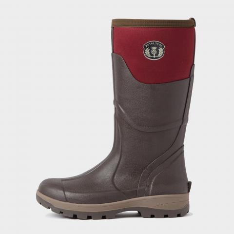 Royal Scot Women's Tay Boot - Brown/Brown, Brown/Brown