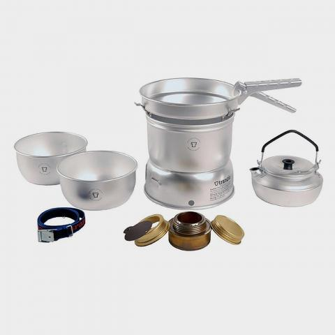 Trangia 27-2UL Cookset with Kettle, NOCOLOUR/Kettle
