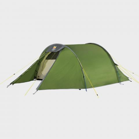 Wild Country Hoolie Compact 3 Tent, Green/MGN
