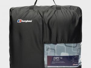 Berghaus Air 4 Tent Carpet, Dark Grey