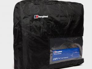 Berghaus Air 4 Tent Footprint, BLK/BLK