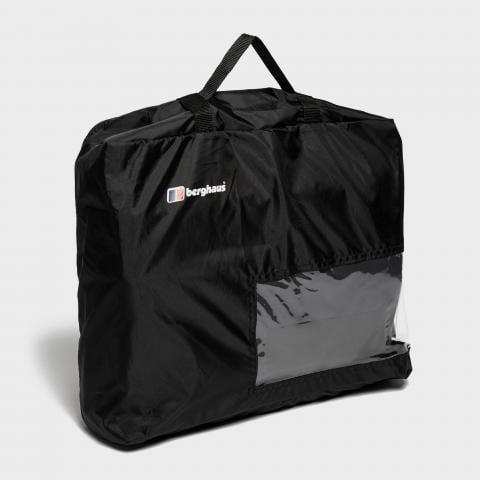 Berghaus Air 6 XL Footprint, Black