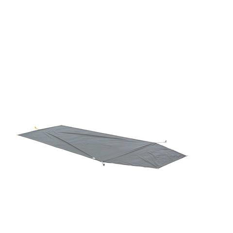 Big Agnes | Fly Creek HV UL2 Bikepack Footprint | Tent Footprint, Grey