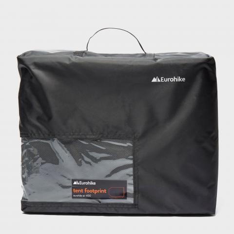 Eurohike Air 400 Footprint, Black