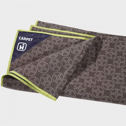 HI-GEAR Horizon 400 Tent Carpet, BROWN/NO