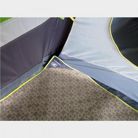 HI-GEAR Vanguard 6 Carpet, MID GREY/CARPET