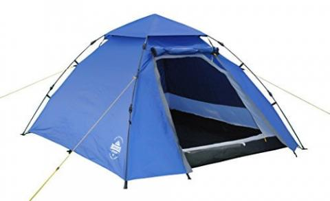 Lumaland Outdoor 3 Person Pop Up Tent