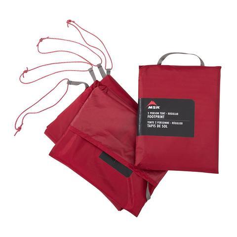 MSR | Universal Tent Footprint 3P | MSR Tent Footprint | Red