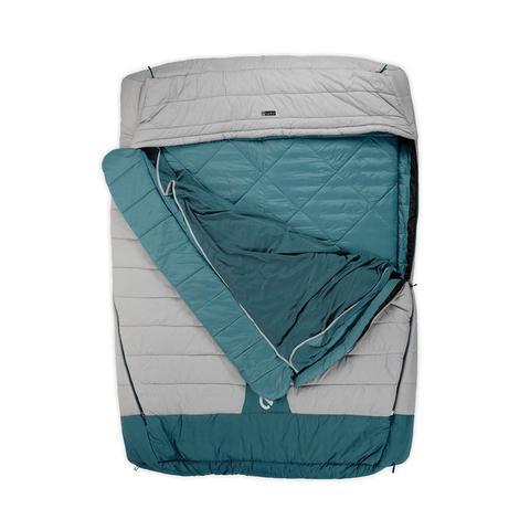NEMO Equipment   Jazz Luxury Duo Sleeping Bag, Extra Wide Sleeping Bag
