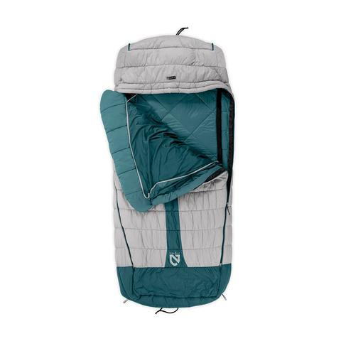 NEMO Equipment | Jazz Luxury Sleeping Bag | Extra Wide Sleeping Bag