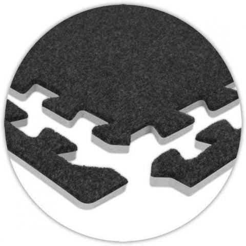 OLPRO Foam Carpet Tile Edges (Pack of 8)