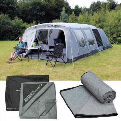 Outdoor Revolution Camp Star 700 Air Tent Package