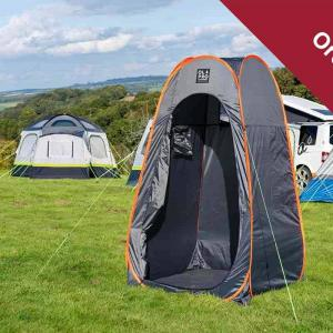 PRE ORDER OLPRO Pop Up Extra Large Toilet / Utility Tent 1.6M - Back in stock May