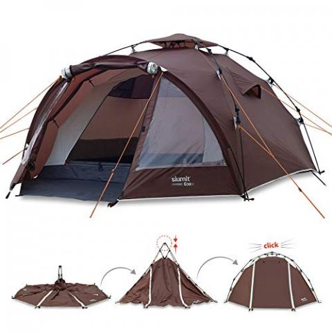 Slumit GOBI 3 instant 3 man tent