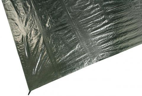 VANGO Casa Tent Footprint, BLACK/FOOTPRINT
