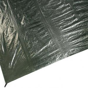 VANGO Footprint for Icarus 500 Deluxe Tent, BLACK/GRY