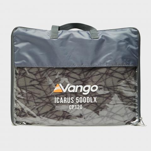 VANGO VG ICARUS 500 DLX, Grey/CARPET