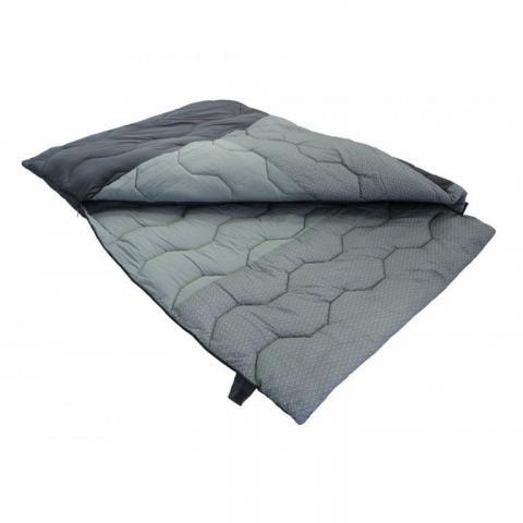 Vango Keswick 375 Double Sleeping Bag - Excalibur