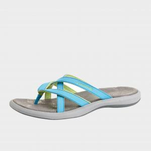 Columbia Women's Kambi II Sandal, MID BLUE/WOMENS