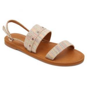Donita - Strappy Sandals for Women - Beige - Roxy